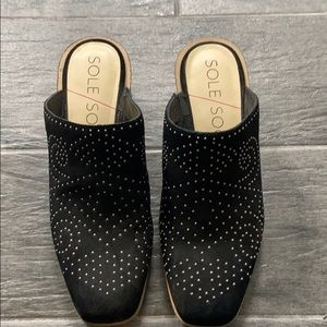 Sole Society Mules size 7.5
